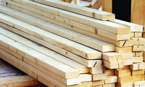 gỗ thông xẻ