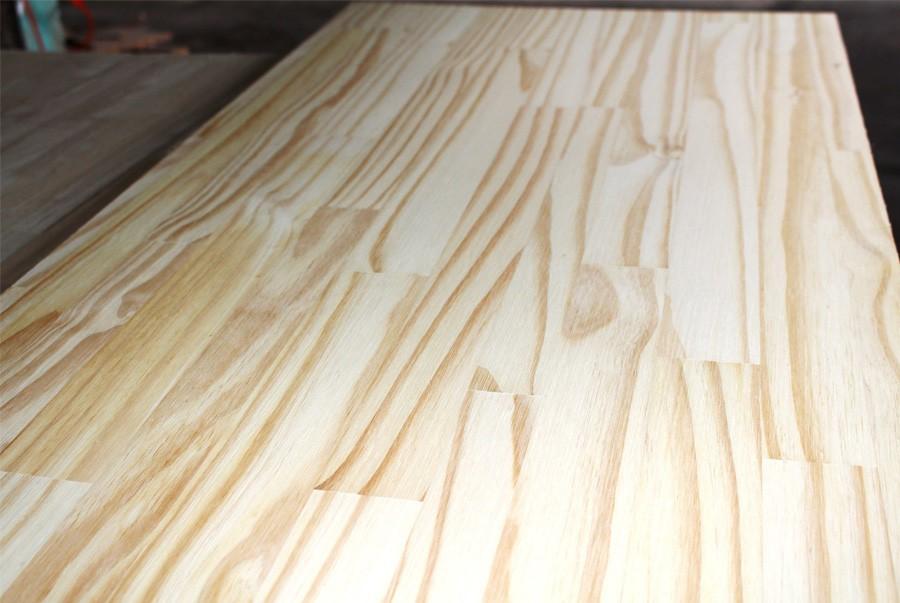 giá gỗ thông ghép tphcm