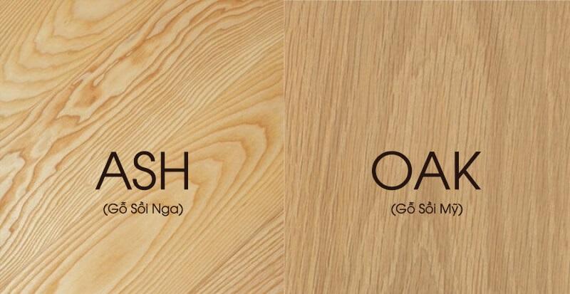 gỗ sồi mỹ có tốt không