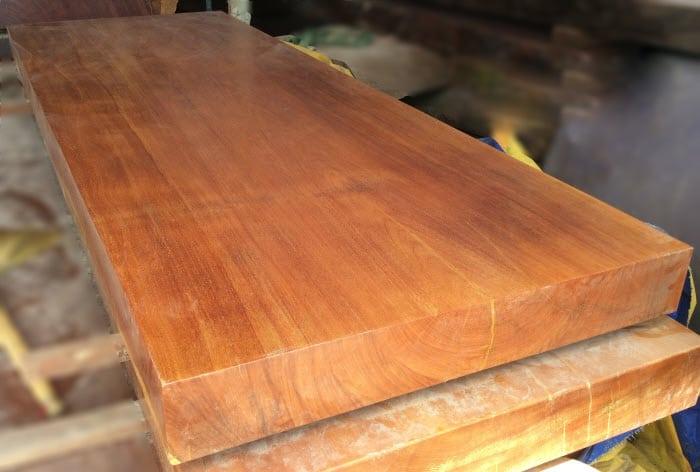 bán gỗ gõ đỏ châu phi