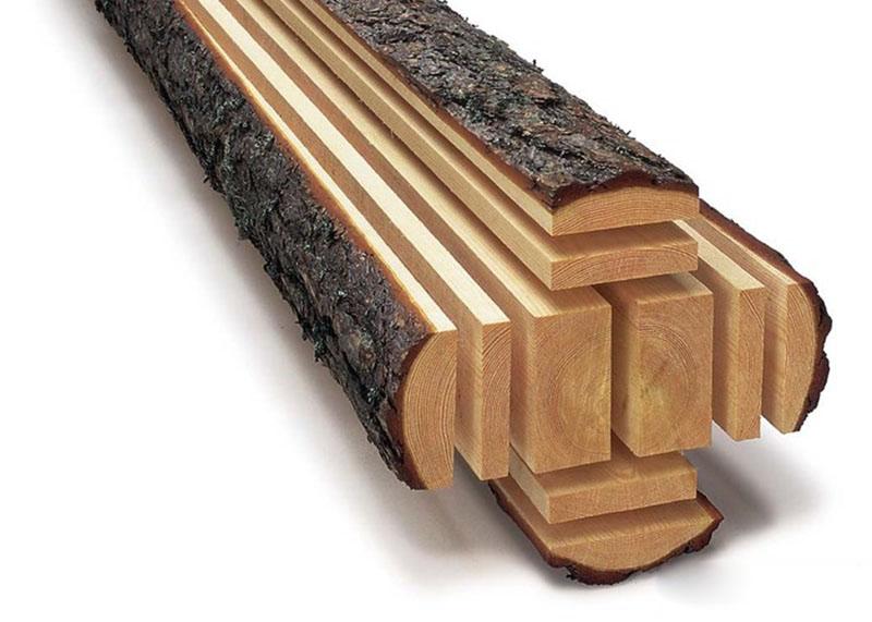 gỗ xẻ sấy