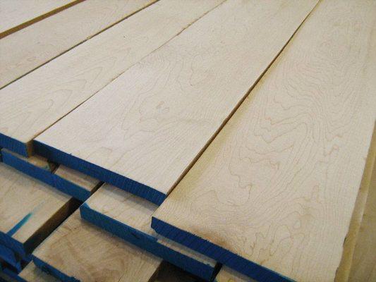 gỗ maple nhập khẩu