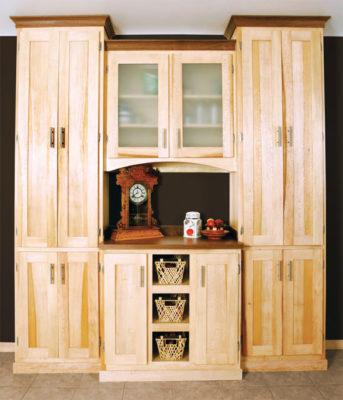 Tủ gỗ sycamore