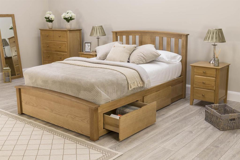 Giường gỗ sồi có tốt không