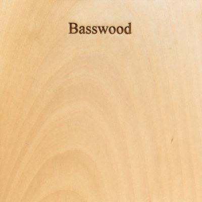 gỗ basswood