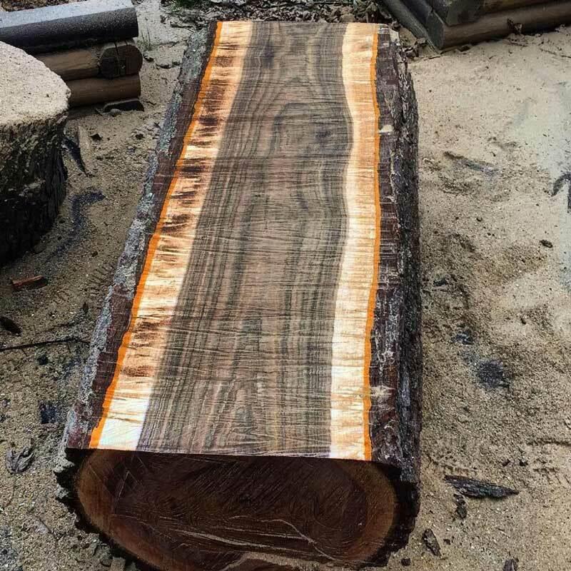 gỗ óc chó và gỗ sồi
