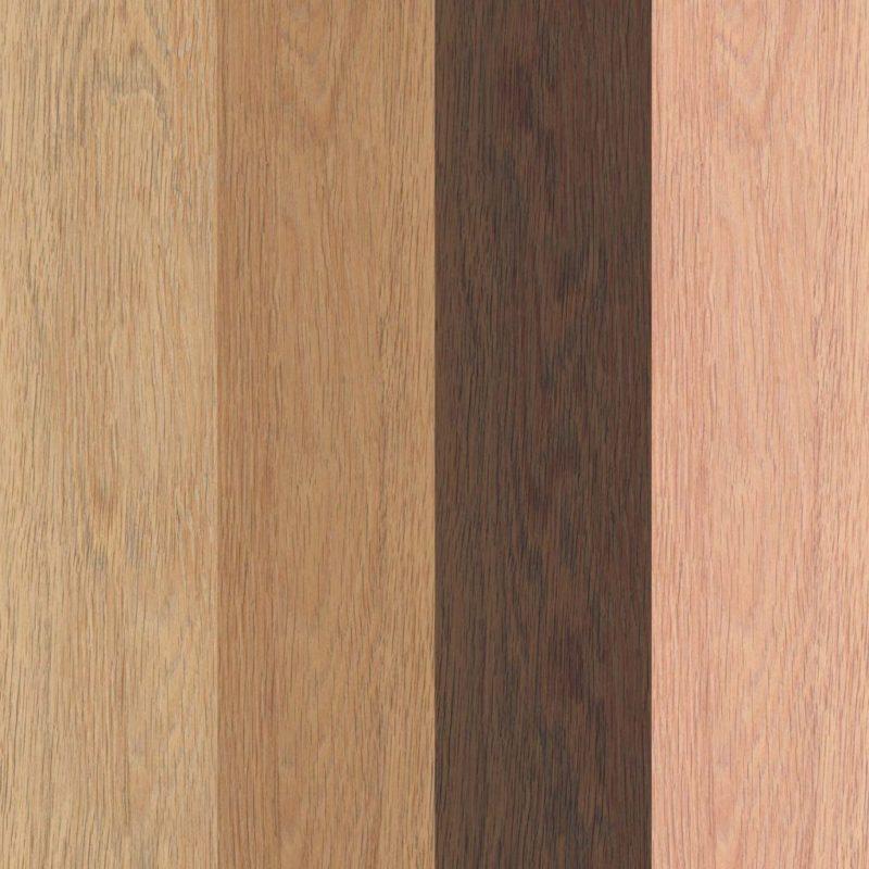 Bảng màu gỗ tự nhiên