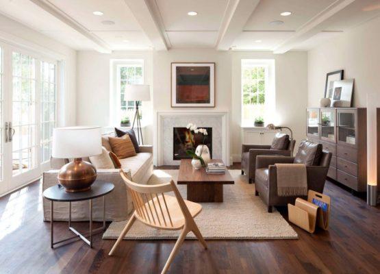 Phong thủy ảnh hưởng đến chọn nội thất